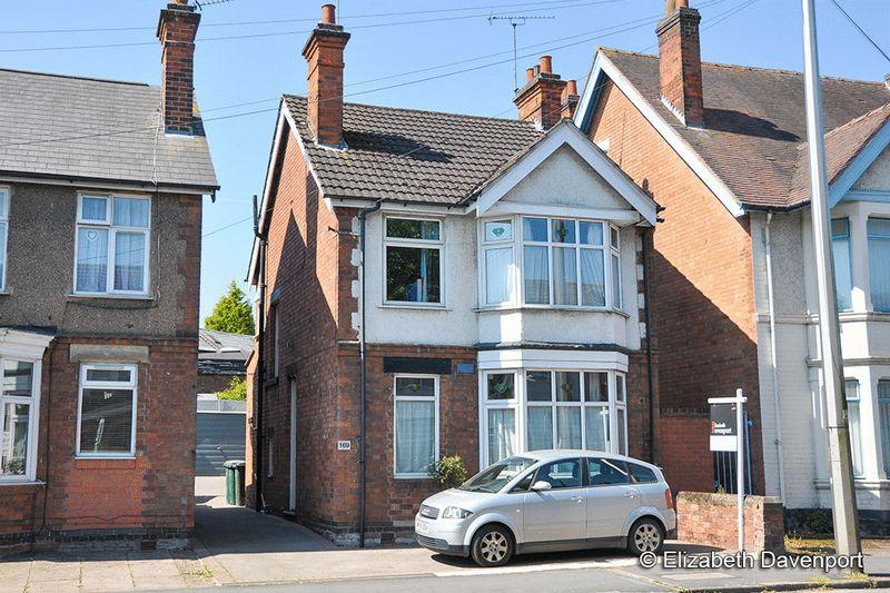 3 Bedrooms Detached House for sale in Earlsdon Avenue North, Earlsdon, Coventry