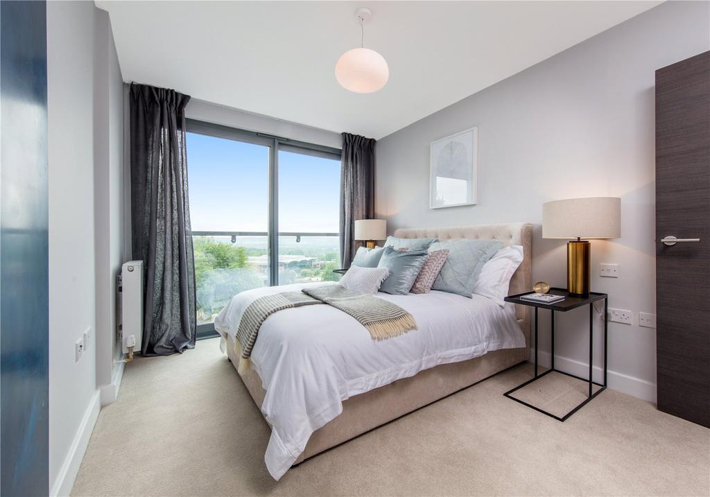2 Bedrooms Flat for sale in S9 Bourchier Court, London Road, Sevenoaks, TN13