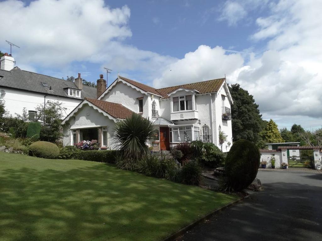 3 Bedrooms Detached House for sale in 16 Tan Y Bryn Road, Rhos on Sea, LL28 4AE