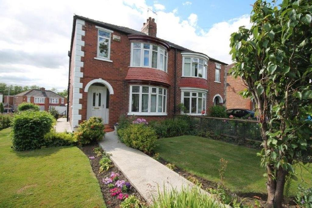 3 Bedrooms Semi Detached House for sale in Conifer Grove, Billingham