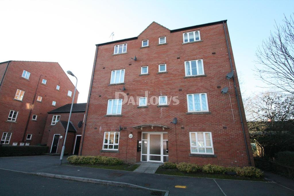 2 Bedrooms Flat for sale in Ffordd Ty Unnos, Heath, Cardiff