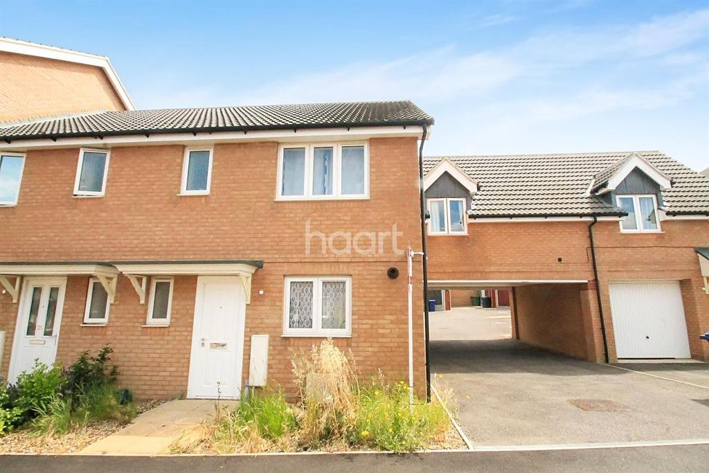 3 Bedrooms End Of Terrace House for sale in Petunia Avenue, Minster On Sea