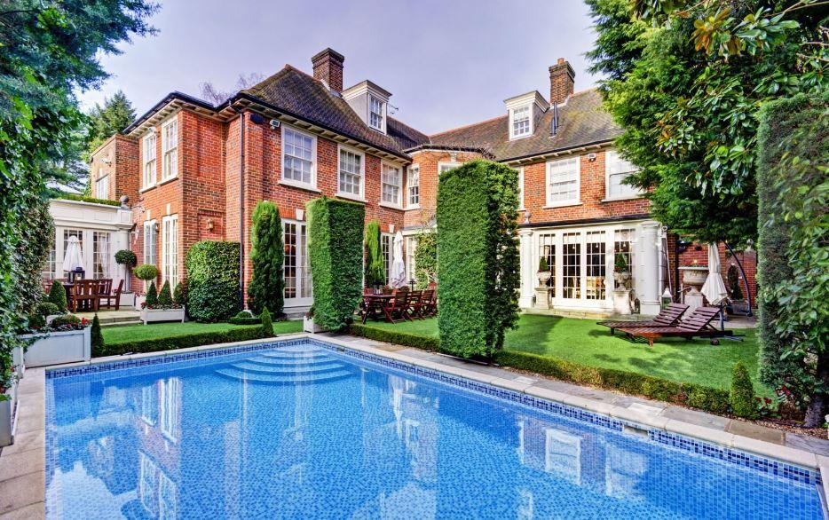 7 Bedrooms Detached House for sale in Upper Terrace, Hampstead