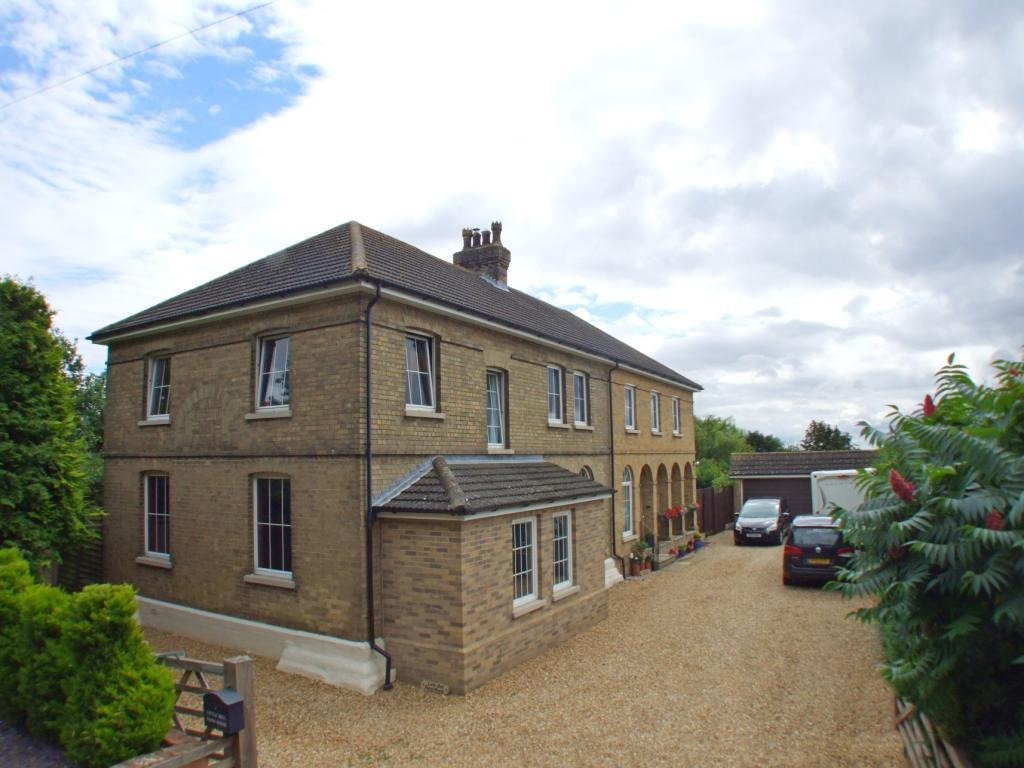 6 Bedrooms Detached House for sale in Main Road, Hop Pole, Spalding, Lincolnshire, PE11