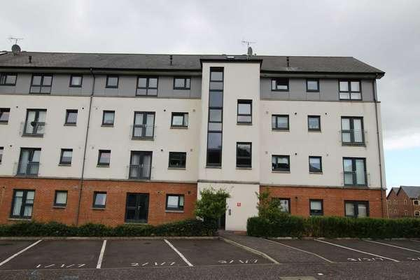 2 Bedrooms Flat for sale in 3/1, 7 Kincaid Court, Greenock, PA15 2BX