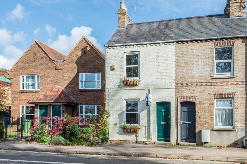 2 Bedrooms Terraced House for sale in Woodstock Road, Oxford