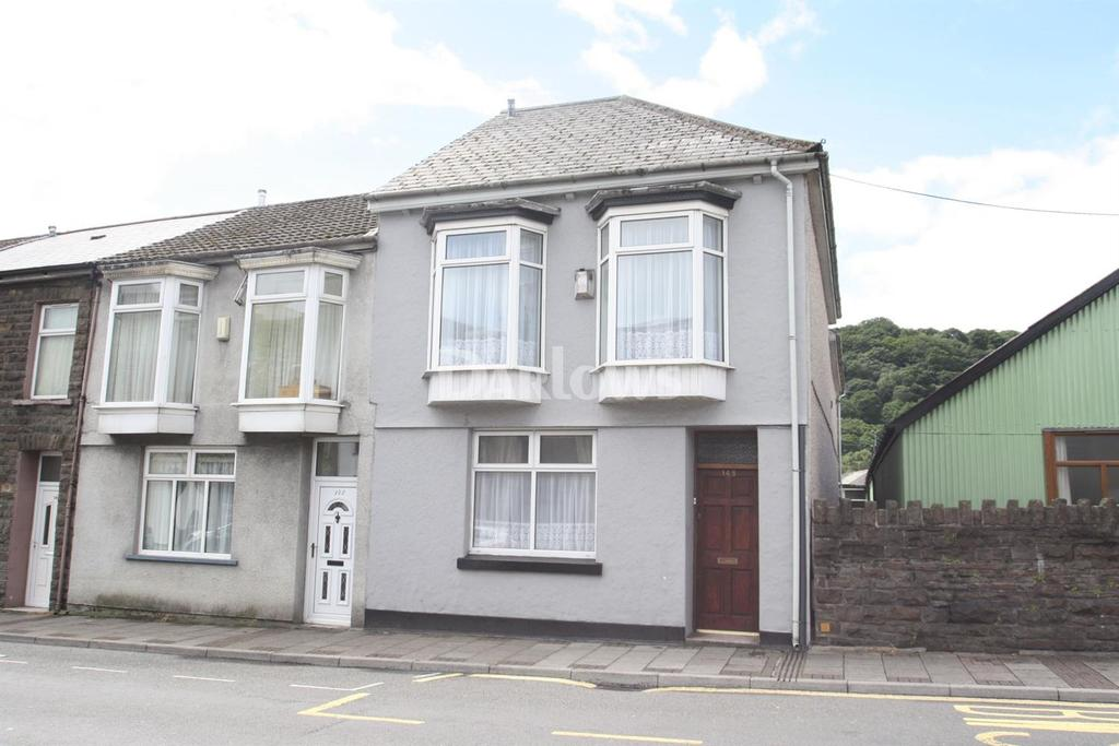 3 Bedrooms Terraced House for sale in Bute Street, Treorchy