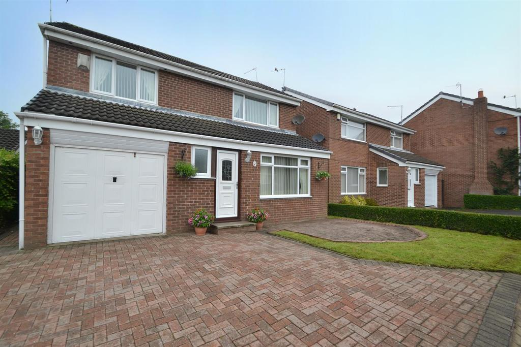 3 Bedrooms Detached House for sale in Vanburgh Court, Seaton Delaval