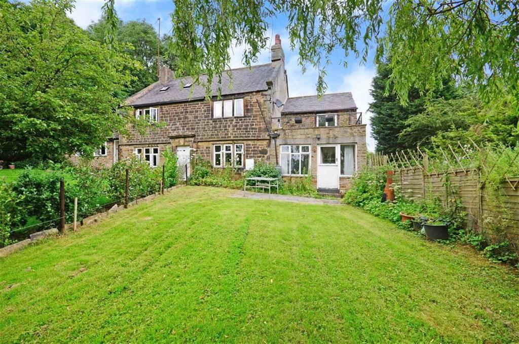 2 Bedrooms Semi Detached House for sale in Nether Birchitt Farm Cottage, Sheffield Road, Dronfield, Derbyshire, S18