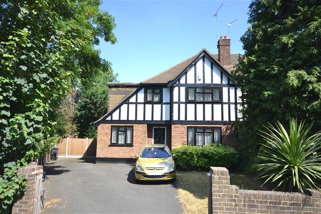 4 Bedrooms Semi Detached House for sale in Church Lane, Loughton, Essex