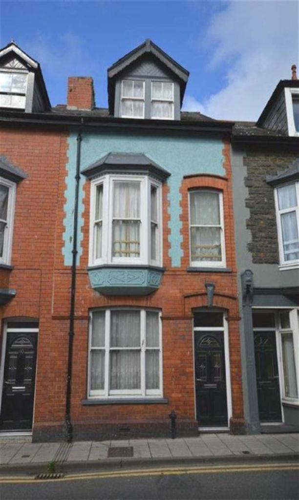 5 Bedrooms Terraced House for sale in 6, Thespian Street, Aberystwyth, Ceredigion, SY23