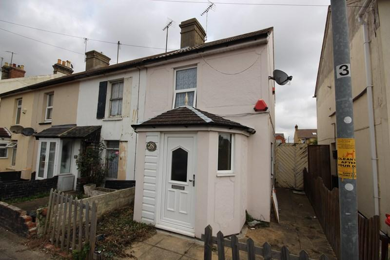 2 Bedrooms End Of Terrace House for sale in Cambridge Road, Clacton-On-Sea