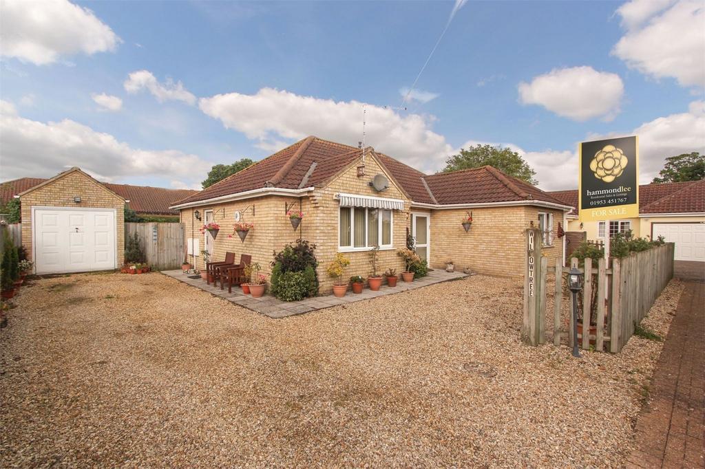 3 Bedrooms Detached Bungalow for sale in Station Road, Attleborough, Norfolk