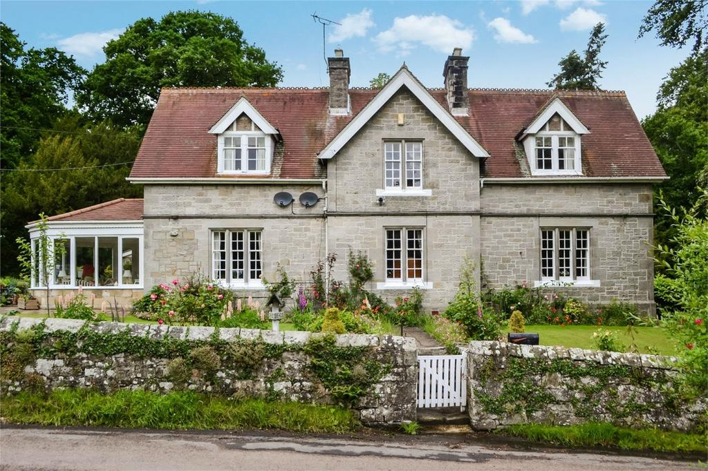 6 Bedrooms Detached House for sale in Dene House, Callaly, Alnwick, Northumberland