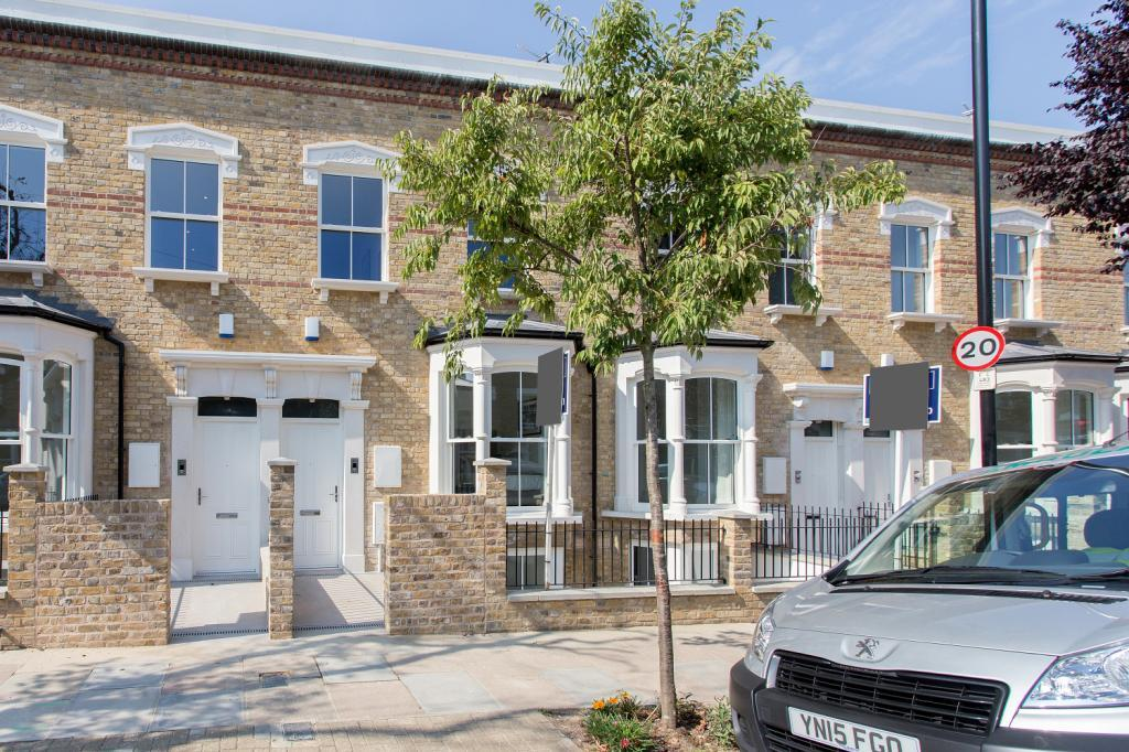 3 Bedrooms Terraced House for sale in Canning Road, Highbury, N5