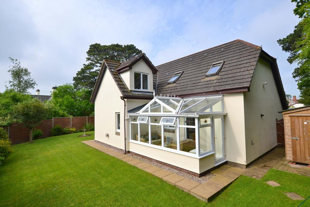 4 Bedrooms Detached House for sale in Wolborough Hill, Newton Abbot