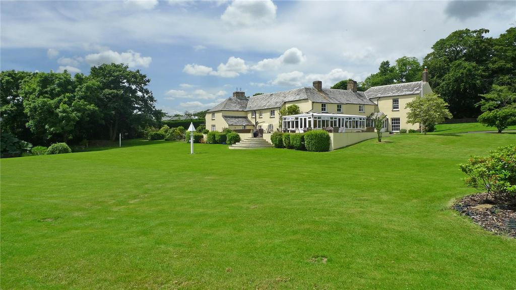 11 Bedrooms Detached House for sale in Ashwater, Beaworthy, Devon