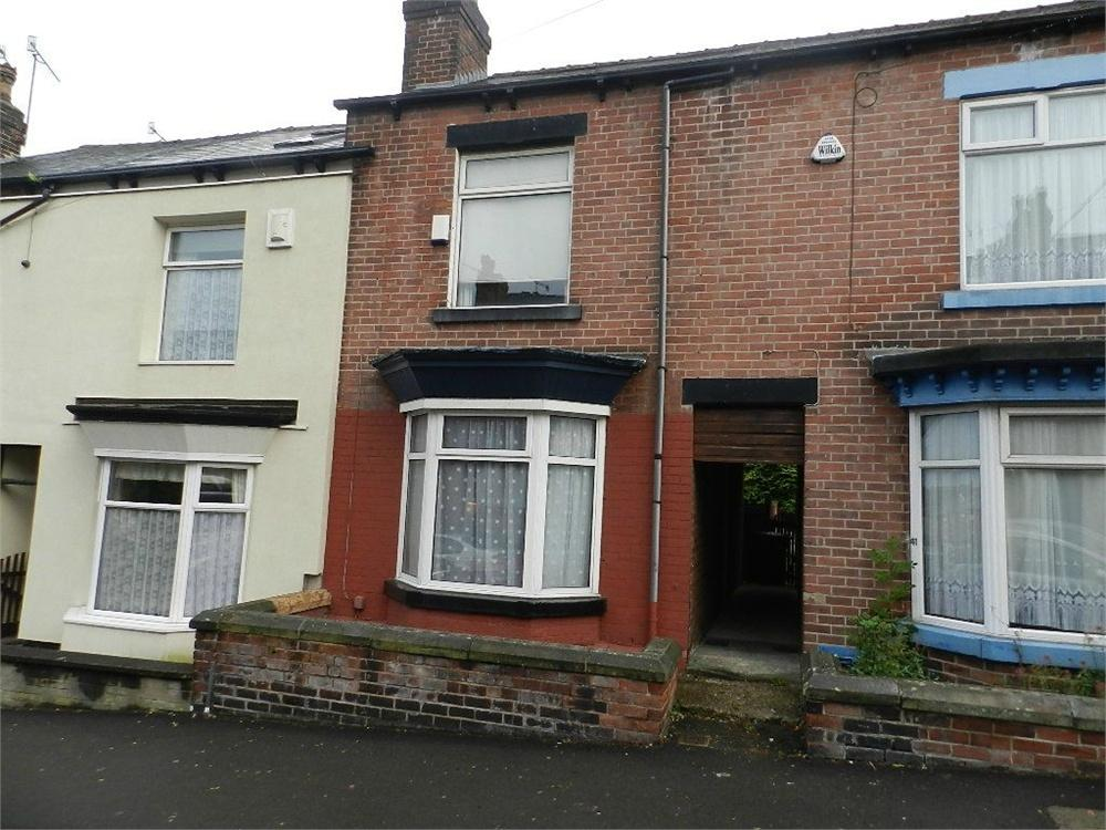 3 Bedrooms Terraced House for sale in Vickers Road, Firth Park, SHEFFIELD, South Yorkshire