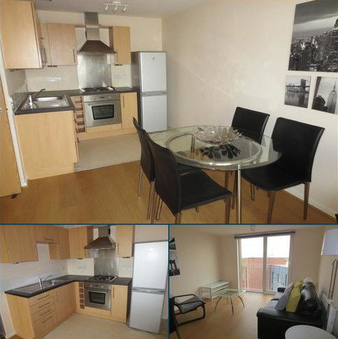 1 bedroom apartment to rent - Stillwater Drive, Manchester