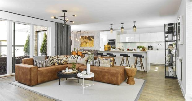 4 Bedrooms House for sale in Abode, Addenbrookes Road, Trumpington, Cambridge