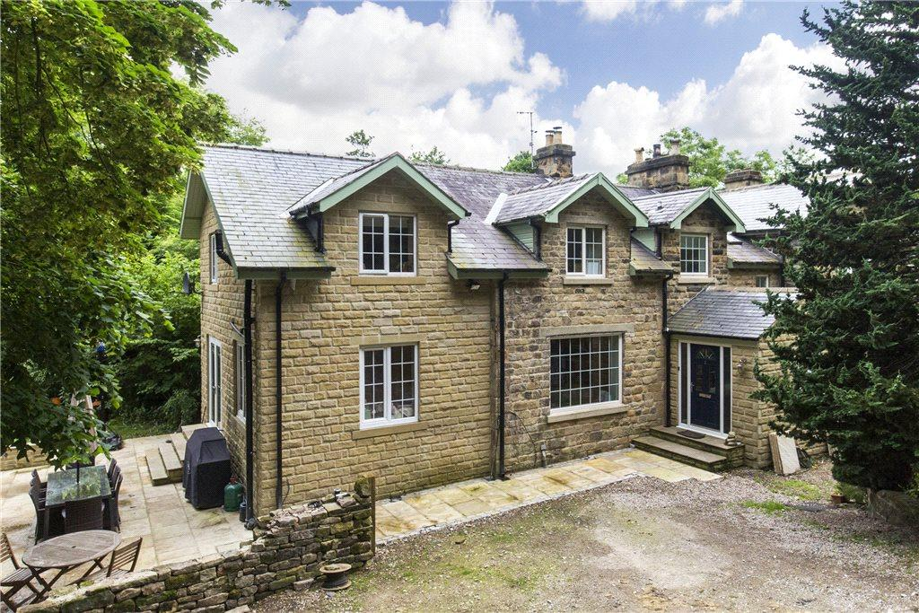 4 Bedrooms Unique Property for sale in Riverside Cottages, Nidd Walk, Pateley Bridge, Harrogate