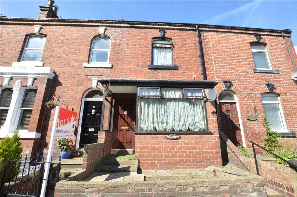 2 Bedrooms Terraced House for sale in Belmont, The Green, Ossett, West Yorkshire