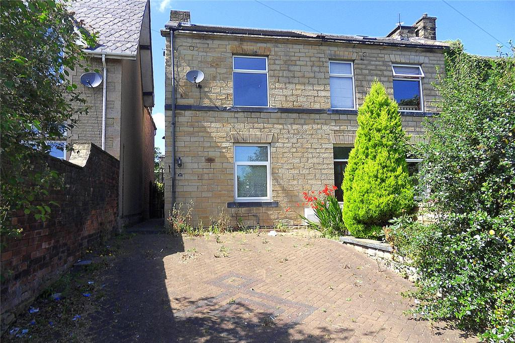 2 Bedrooms End Of Terrace House for sale in Flash Lane, Mirfield, West Yorkshire, WF14