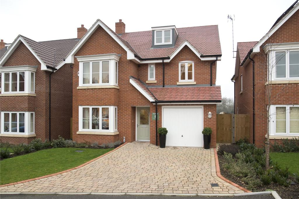 5 Bedrooms Detached House for sale in The Elm, Norfolk Place, Love Lane, Iver, Buckinghamshire