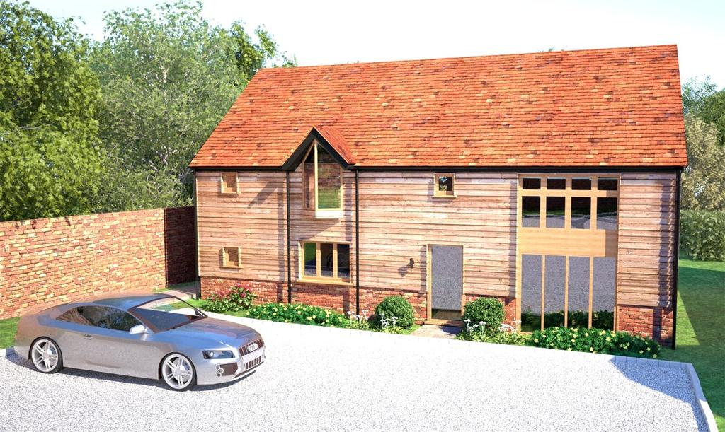 2 Bedrooms Semi Detached House for sale in The Street, Greywell, Hook, Hampshire