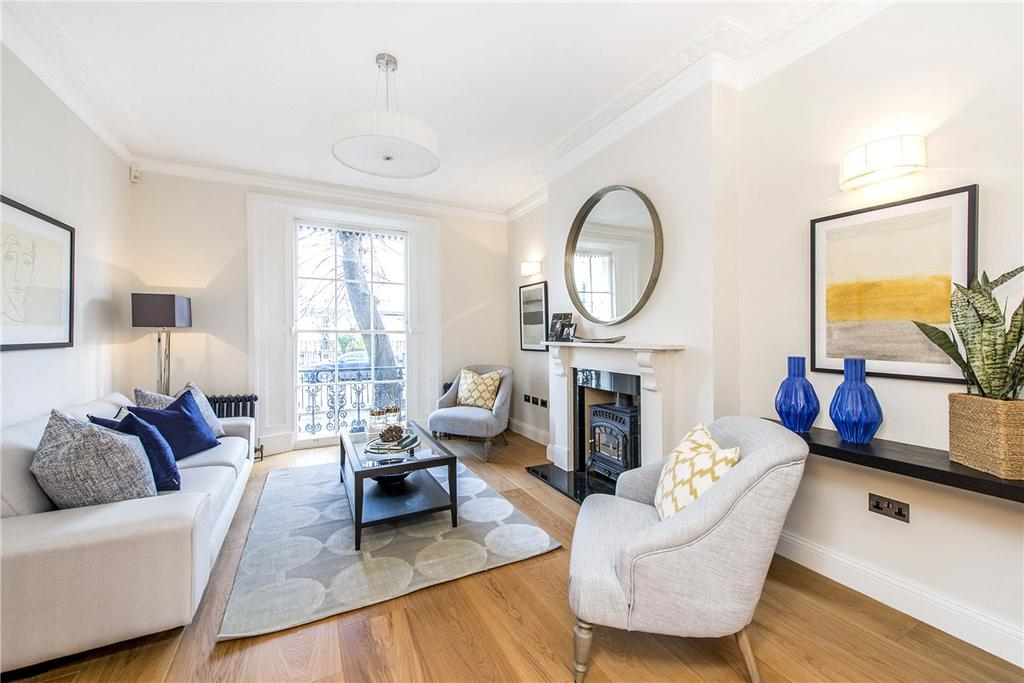 4 Bedrooms House for sale in Chepstow Road, Notting Hill, London, W2