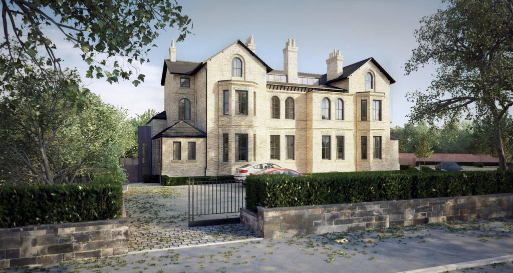 3 Bedrooms Town House for sale in Green Walk, Bowdon