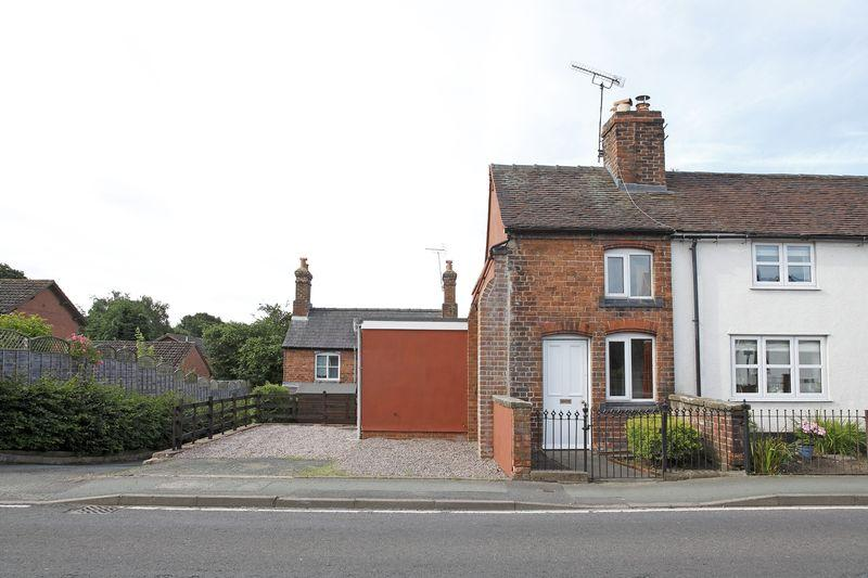 2 Bedrooms Semi Detached House for sale in Welshpool Road, Bicton Heath, Shrewsbury, SY3 5AH