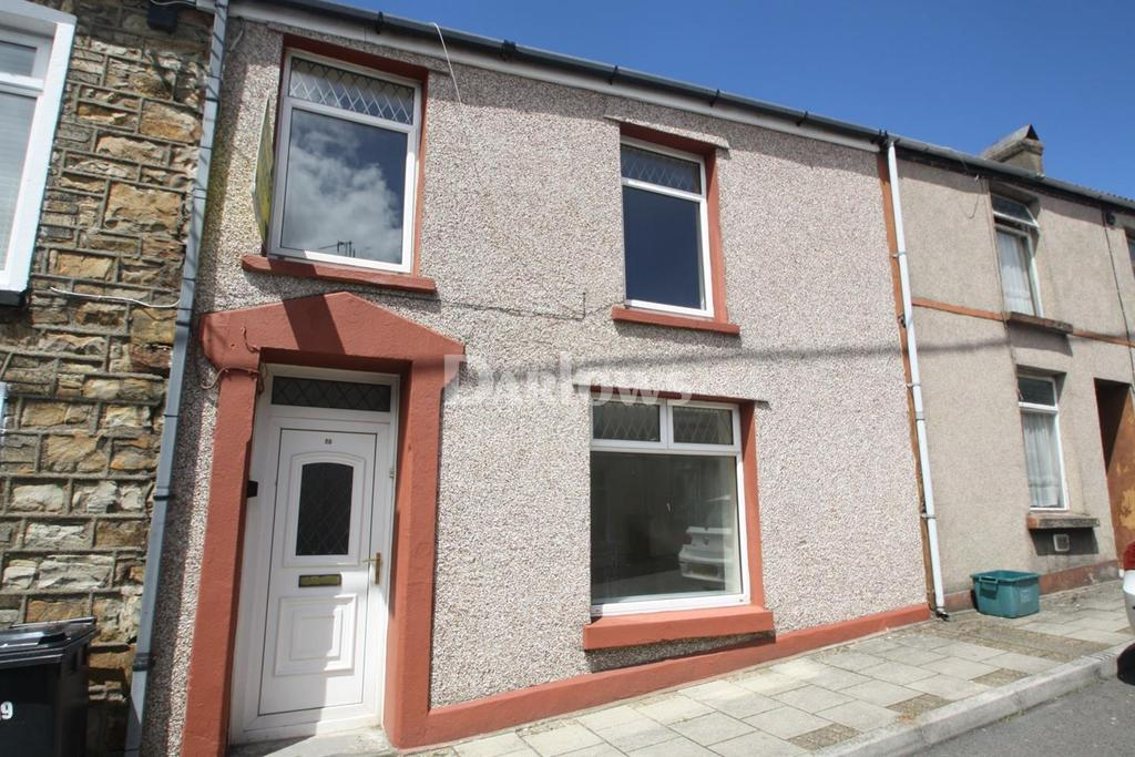 3 Bedrooms Terraced House for sale in Francis Street, Dowlais, Merthyr Tydfil