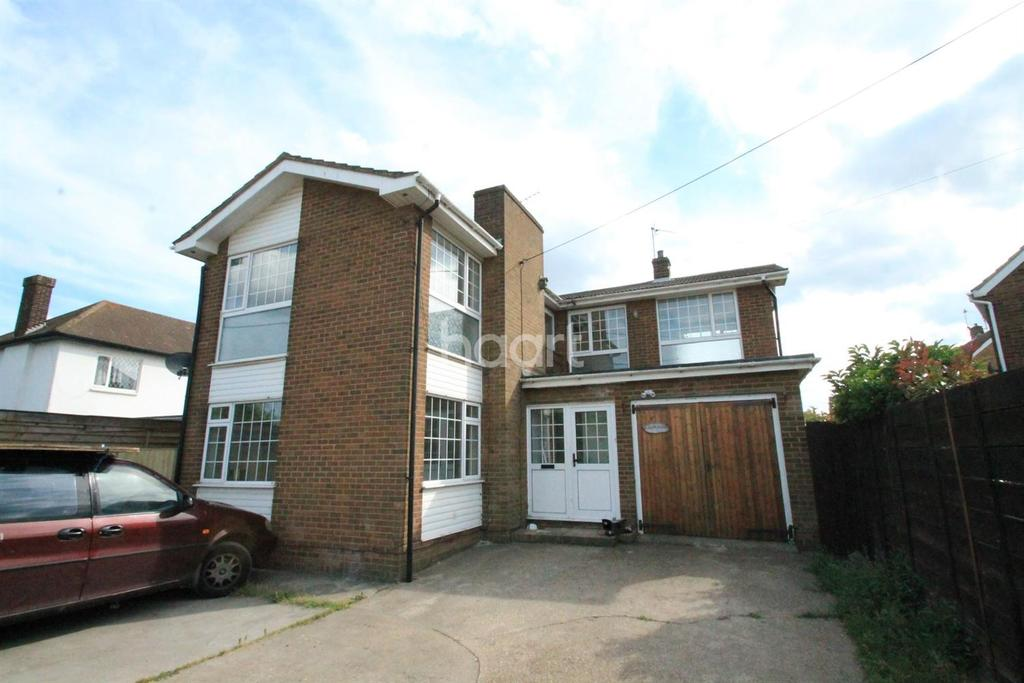 4 Bedrooms Detached House for sale in Augustine Road, Minster On Sea
