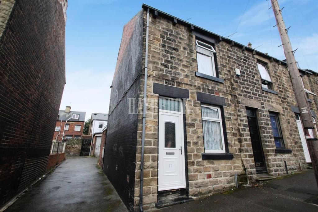 2 Bedrooms End Of Terrace House for sale in Brinckman Street, Barnsley