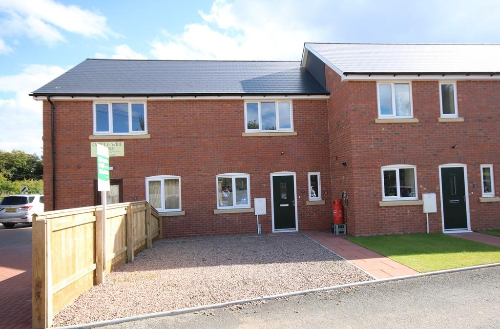 2 Bedrooms Apartment Flat for sale in Queens Close, Wormelow, Wormelow, HEREFORDSHIRE, HR2
