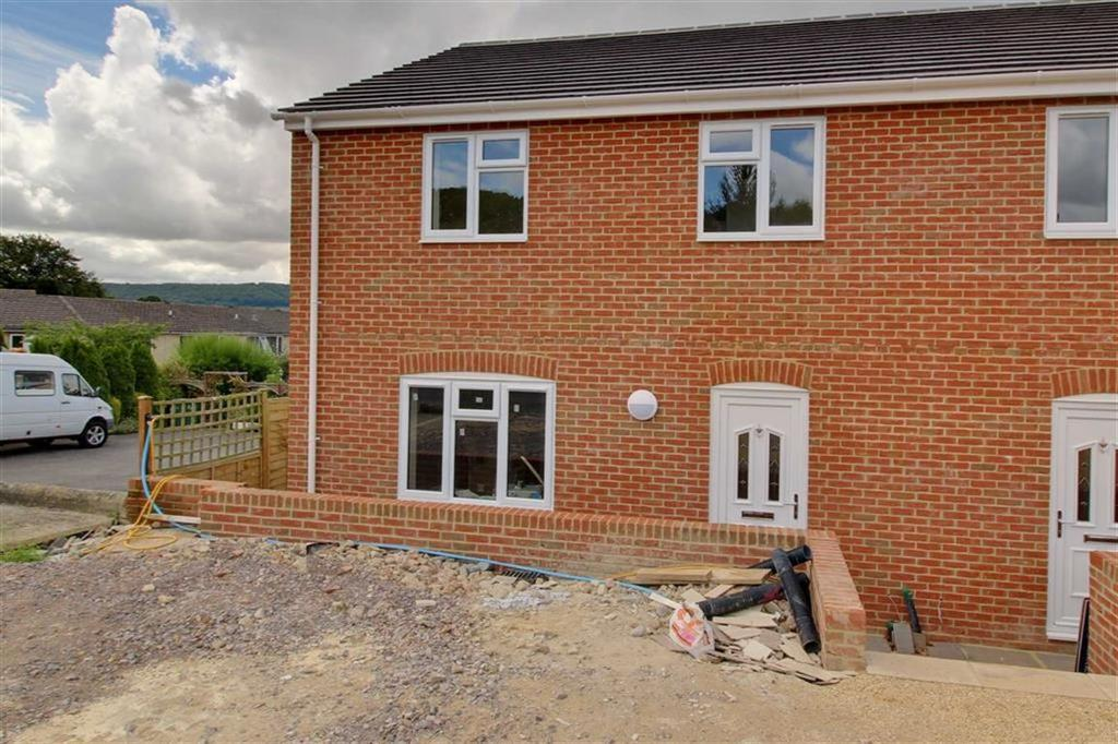 4 Bedrooms Semi Detached House for sale in Burdett Close, Stonehouse, Gloucestershire