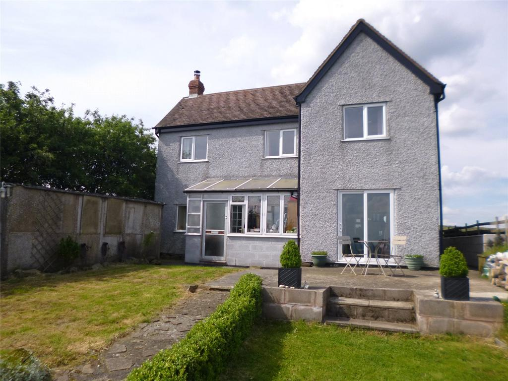 4 Bedrooms Detached House for sale in Clee Hill, Ludlow, Shropshire
