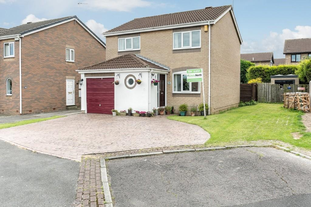 4 Bedrooms Detached House for sale in Bransdale Mews, Altofts, Altofts, West Yorkshire