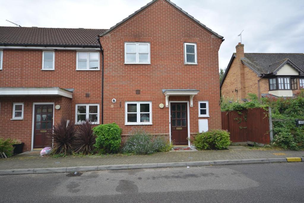 3 Bedrooms Semi Detached House for sale in Aylesbury Drive, Great Notley, Braintree, Essex, CM77