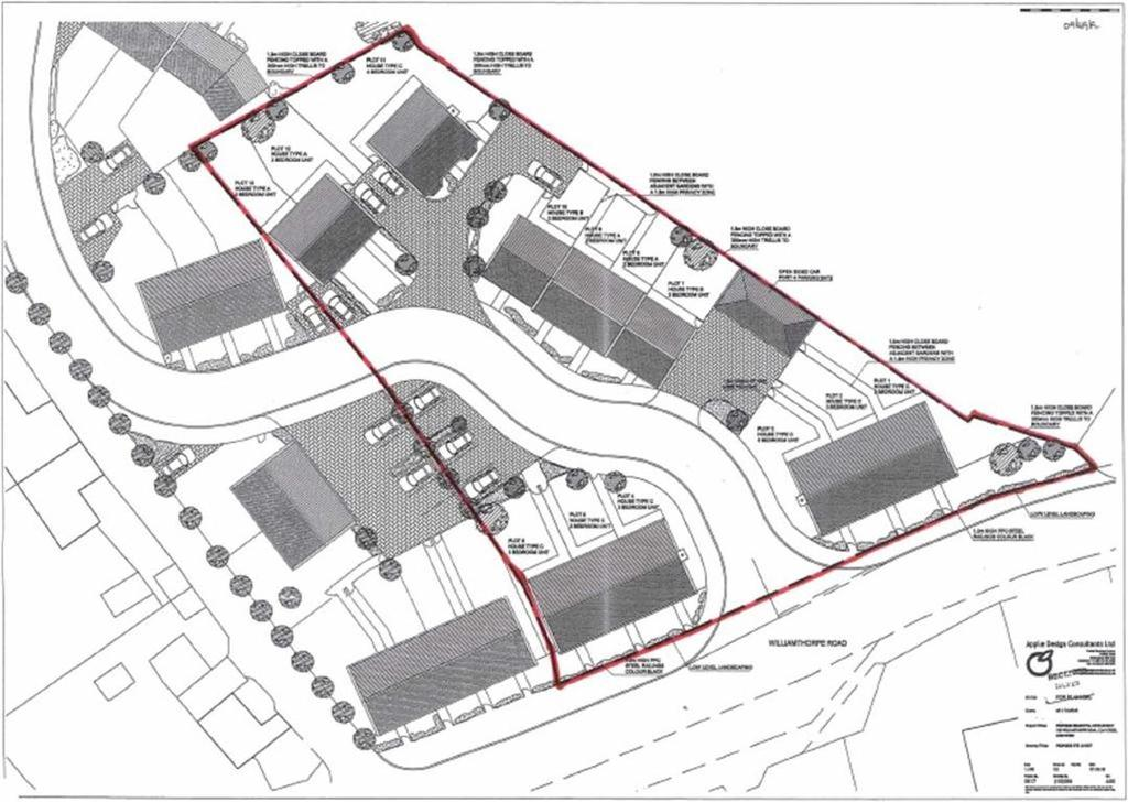 Land Commercial for sale in 105, Williamthorpe Road, North Wingfield, Chesterfield, Derbyshire, S42
