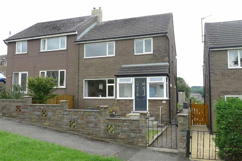 3 Bedrooms Semi Detached House for sale in Barms Way, Buxton, Derbyshire