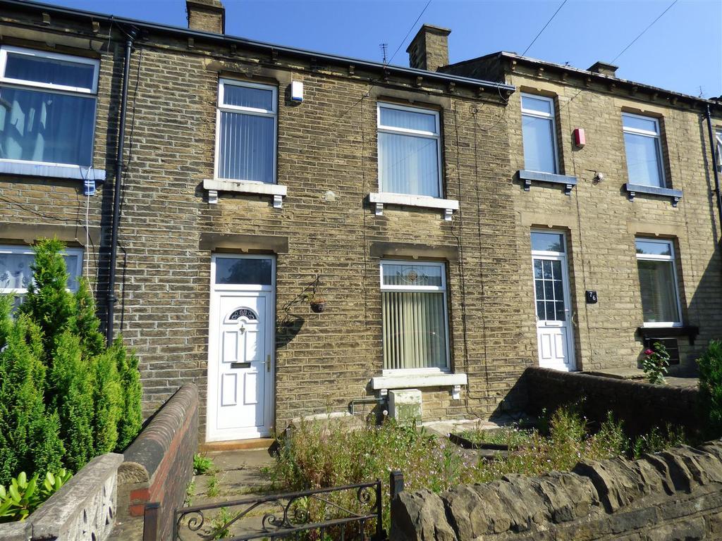2 Bedrooms Terraced House for sale in Wyke Lane, Wyke, Bradford, BD12 9BA