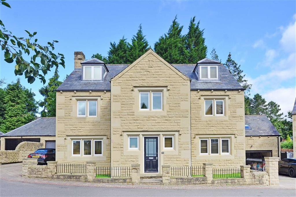 6 Bedrooms Detached House for sale in Ridge House, 14, Blue Ridge Close, Dore, Sheffield, S17