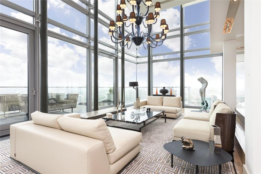 6 Bedrooms Penthouse Flat for sale in Montevetro, 100 Battersea Church Road, London, SW11