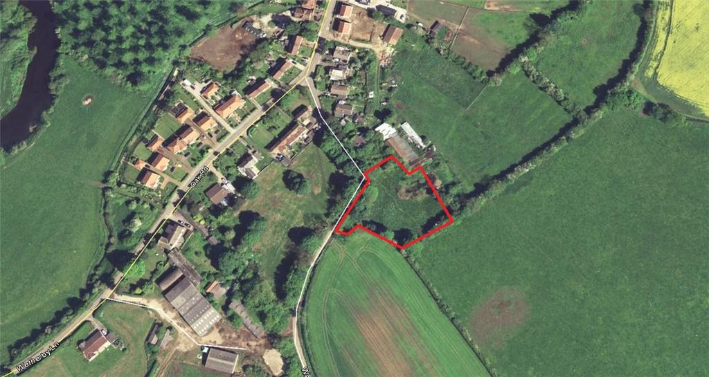 Plot Commercial for sale in Land At War Field Lane, Cowthorpe, Near Wetherby, LS22