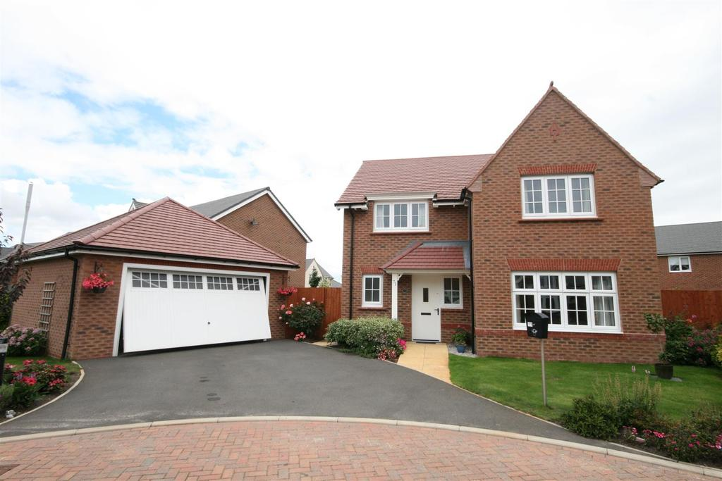 4 Bedrooms Detached House for sale in 71 Victory Boulevard, Lytham Quays, Lytham