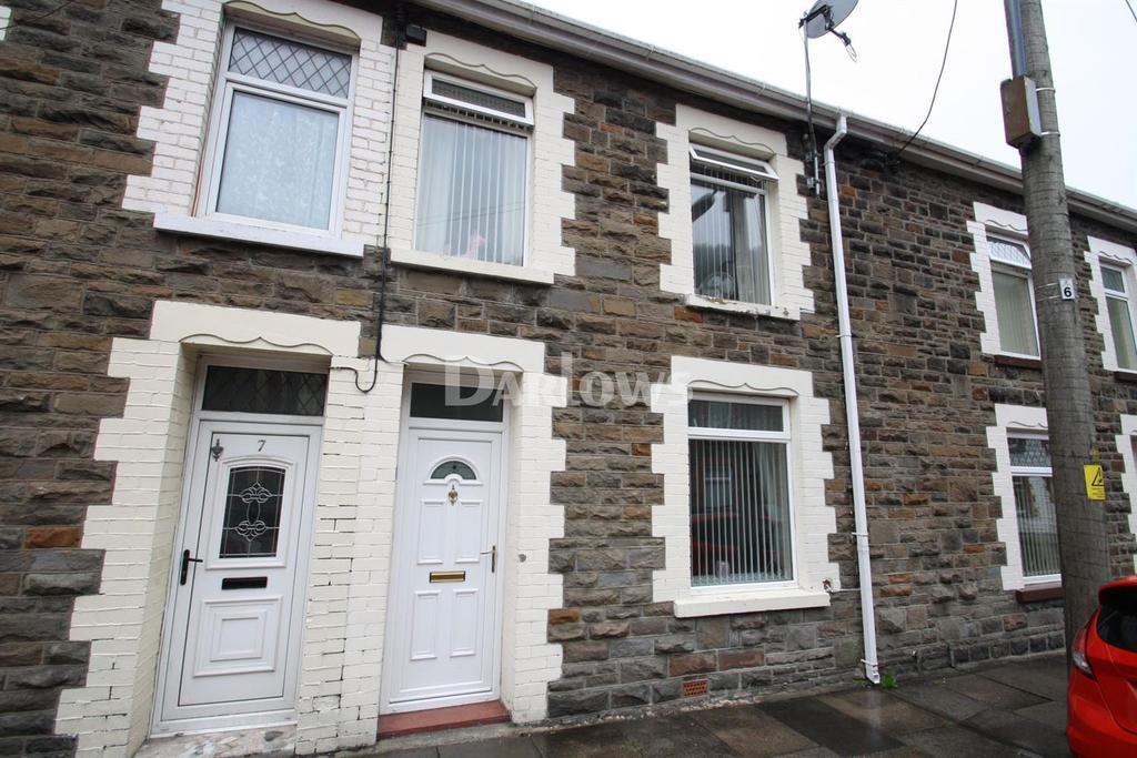 3 Bedrooms Terraced House for sale in Eileen Place, Treherbert