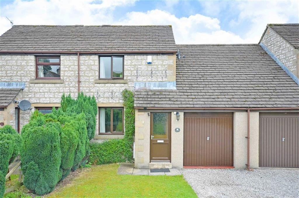 2 Bedrooms Semi Detached House for sale in 10, Edge View, Stoney Middleton, Hope Valley, Derbyshire, S32