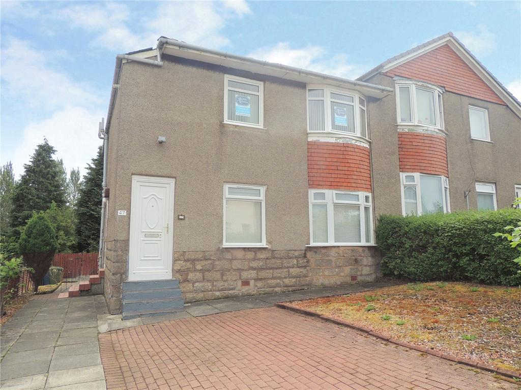 3 Bedrooms Flat for sale in 49 Croftburn Drive, Croftfoot, Glasgow, G44